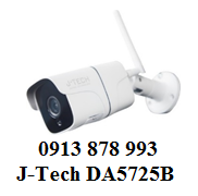 Camera J-Tech DA5725B (Wifi, 2MP/H.264+ )