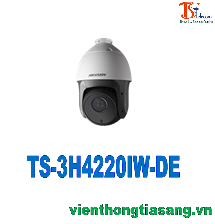 CAMERA IP SPEED DOME HỒNG NGOẠI 2.0 MP TS-3H4220IW-DE