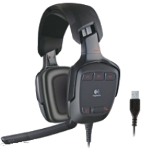 Tai nghe Logitech G35 Surround Sound Headset