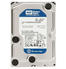 HDD750GB WESTERN SATA 3 (Blue)