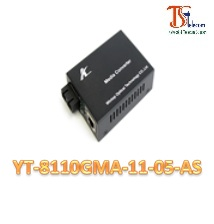 MEDIA CONVERTER 10/100/1000M YT-8110GMA-11-05-AS