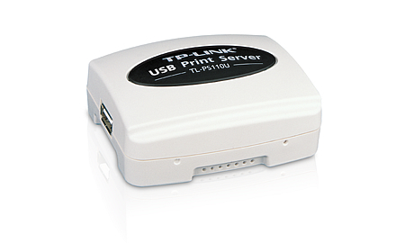 PRINT SERVER USB 2.0 FAST ETHERNET